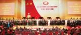 Bế mạc Đại hội đại biểu toàn quốc lần thứ XII của Đảng: Thành công của đại hội cổ vũ mạnh mẽ toàn Đảng, toàn dân, toàn quân vượt qua khó khăn, thách thức, vững bước trên đường đổi mới
