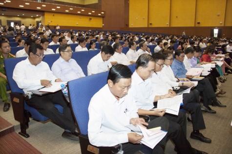 Triển khai công tác bầu cử đại biểu Quốc hội và đại biểu HĐND các cấp