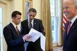 Brian Mosteller, trợ lý đặc biệt của Tổng thống Obama