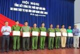 Hội nghị Tổng kết công tác phối hợp đảm bảo an ninh trật tự địa bàn giáp ranh