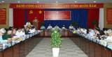 Thỏa thuận lập danh sách sơ bộ ứng cử đại biểu Quốc hội và HĐND tỉnh