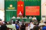 1.166 người được lập danh sách ứng cử đại biểu Quốc hội khóa XIV