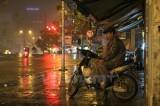 Gió Đông ẩm gây mưa phùn rải rác cho các tỉnh khu vực Bắc Bộ