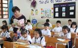 Trường tiểu học Hiệp Thành: Xứng đáng đạt chuẩn chất lượng giáo dục