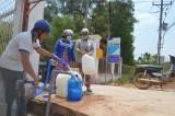 Bắc Tân Uyên: Đưa nước sạch về phục vụ nhân dân khu vực thiếu nước sạch vào mùa khô