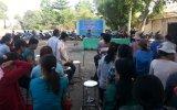 Nông trường cao su Long Nguyên, huyện Bàu Bàng: Gặp gỡ, đối thoại người lao động và tập huấn an toàn vệ sinh lao động đợt 1 năm 2016