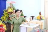 Cảnh sát PC&CC tỉnh: Tổ chức Ngày truyền thống lực lượng Tham mưu Công an nhân dân