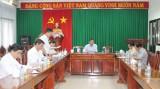 Ủy ban bầu cử huyện Dầu Tiếng cần tiếp tục đẩy mạnh công tác tuyên truyền
