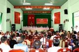 Ứng cử viên đại biểu Quốc hội và đại biểu Hội đồng nhân dân tỉnh tiếp xúc cử tri TX.Tân Uyên, huyện Phú Giáo