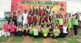 OM Yoga & Wellnes Hub xác lập 2 Kỷ lục Việt Nam