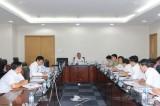 Họp Ban bầu cử đại biểu Quốc hội khóa XIV đơn vị bầu cử số 1