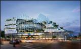"""Hoa Sen """"chào sân"""" lĩnh vực bất động sản,du lịch với dự án TTTM & khách sạn đầu tiên tại Yên Bái"""