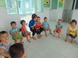 Ngôi trường hỗ trợ con em công nhân