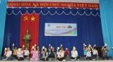 """Hội LHPN phường Phú Mỹ, TP.TDM: Tổ chức hội thi """"Rung chuông vàng"""" tuyên truyền bầu cử"""