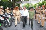 Phối hợp chặt chẽ bảo vệ tuyệt đối an toàn cho cuộc bầu cử