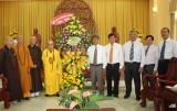 Đại lễ Phật đản: Tổ chức trọng thể và trang nghiêm