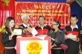 Ngày hội bầu cử của đồng bào các dân tộc Tây Nguyên