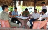 TX.Thuận An: Tổ chức cho người bị tạm giam, tạm giữ bỏ phiếu bầu cử