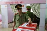 Lực lượng vũ trang tỉnh: Hăng hái đi bầu cử đại biểu Quốc hội và Hội đồng Nhân dân các cấp