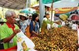 Lễ hội trái cây Nam bộ 2016: Quy tụ hơn 150 loại trái cây đặc sản