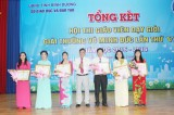 Trao giải giáo viên dạy giỏi - giải thưởng Võ Minh Đức