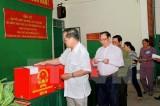 Bình Thuận và Đắk Lắk công bố kết quả bầu cử đại biểu Quốc hội