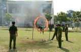"""Cảnh sát Phòng cháy và chữa cháy tỉnh: Điểm sáng trong """"cuộc chiến với giặc lửa"""""""