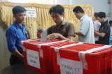 Công bố kết quả bầu cử Quốc hội trước ngày 11-6