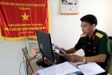 Trung tá Nguyễn Chu Toàn: Luôn được đồng đội tin yêu, mến phục