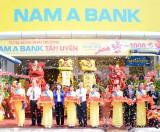 Nam A Bank chào đón điểm giao dịch thứ 3 tại Bình Dương