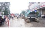 Giải cứu công nhân bị vùi lấp dưới hố công trình: Nỗ lực đáng khen của các lực lượng cứu hộ
