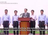 Video Formosa xin lỗi Nhà nước và nhân dân Việt Nam