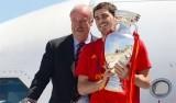Del Bosque: 'Casillas là cầu thủ duy nhất tôi không nhắn tin cảm ơn'