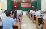 Hội nghị báo cáo viên công tác tuyên giáo công đoàn