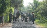 Lữ đoàn 434, Quân đoàn 4: Ra quân làm công tác dân vận