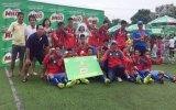 Bình Dương giành HCV bóng đá nam THCS Hội khỏe Phù Đổng toàn quốc