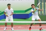 Loại đối thủ Trung Quốc, đôi Hoàng Nam/Hoàng Thiên vào bán kết Giải Men's Futures