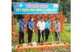 Hội LHPN tỉnh: Khởi công và trao tặng nhà nhân ái tại huyện Dầu Tiếng