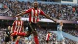M.C thắng vất vả Sunderland trong ngày Guardiola ra mắt