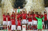 Vidal và Mueller lập công mang Siêu cúp Đức về cho Bayern