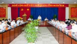 Đồng chí Phạm Minh Chính, Ủy viên Bộ Chính trị, Bí Thư Trung ương Đảng, Trưởng ban Tổ chức Trung ương: Bình Dương cần tiếp tục làm tốt công tác xây dựng Đảng…