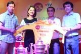 Giải đua xe đạp Quốc tế VTV Cúp Tôn Hoa Sen 2016 sẽ về đích đúng vào ngày Quốc khánh 2-9