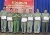 Lực lượng bảo vệ dân phố tại TX.Thuận An: Đóng góp tích cực vào công tác giữ gìn an ninh trật tự