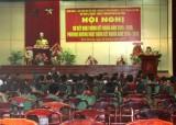 Bộ Tư lệnh Quân đoàn 4: Tổ chức Hội nghị sơ kết hoạt động kết nghĩa năm 2015-2016