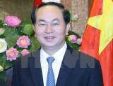 Chủ tịch nước và Đoàn đại biểu cấp cao thăm Brunei Darussalam