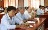 TX. Thuận An: Bồi dưỡng kiến thức quốc phòng và an ninh cho chủ nhà trọ