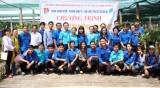 Thị đoàn Thuận An tổ chức cho thanh niên tham quan mô hình kinh tế