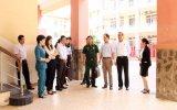 Ban VHXH HĐND tỉnh khảo sát cơ sở trường lớp trên địa bàn tỉnh