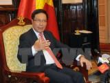 Phó Thủ tướng Phạm Bình Minh tới Venezuela dự Hội nghị NAM