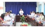 Giám sát việc thực hiện chính sách người có công tại Tân Uyên